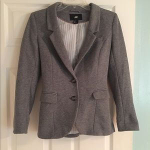 H&M Blazer with suede elbow pads